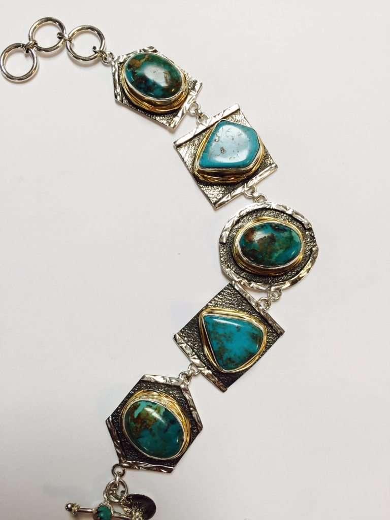 Cuffs & Bracelets from Stems and Gems Jewelry Designer, Marlena Winiarska