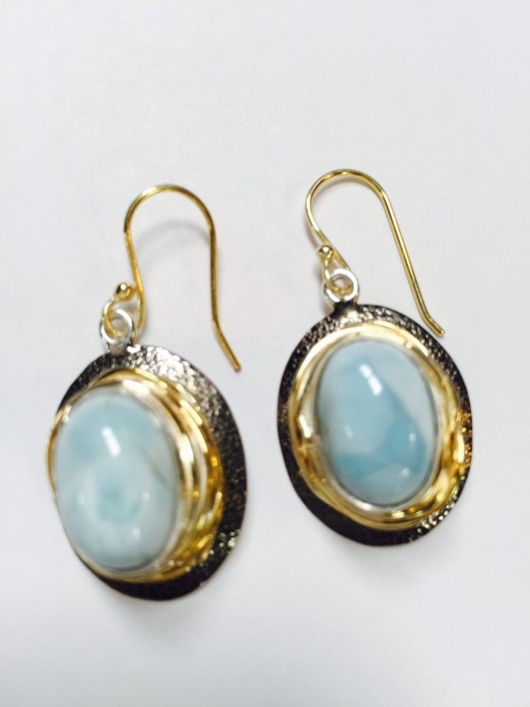 Earrings by Stems and Gems, LLC