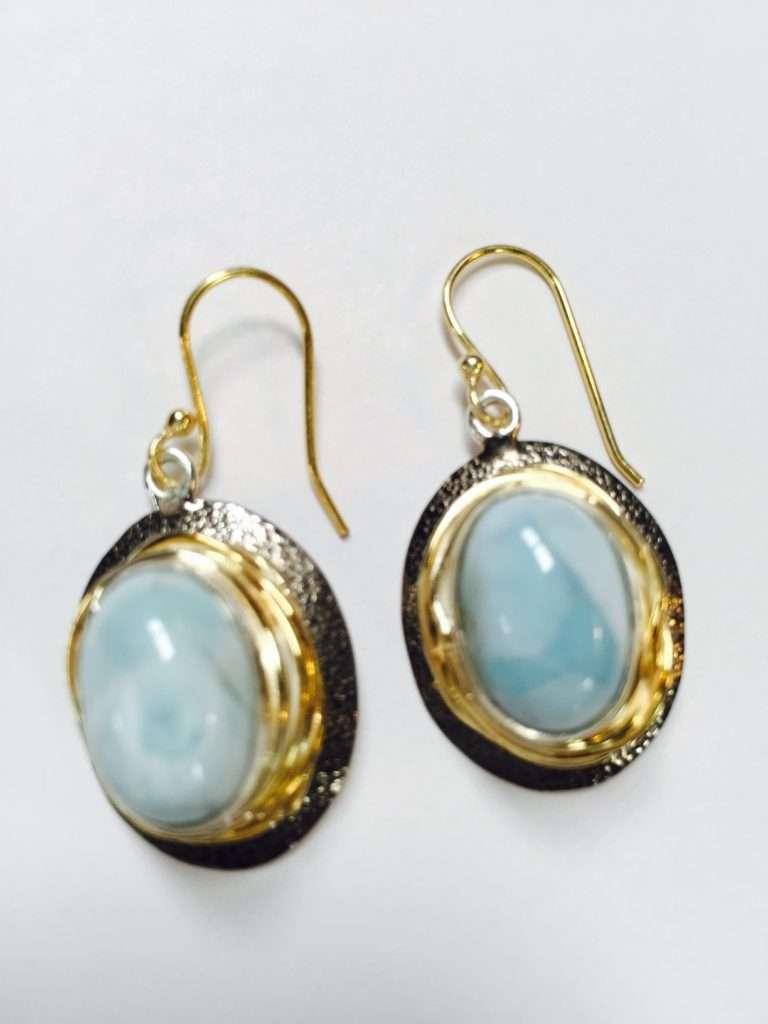 Earrings by Stems and Gems, LLC