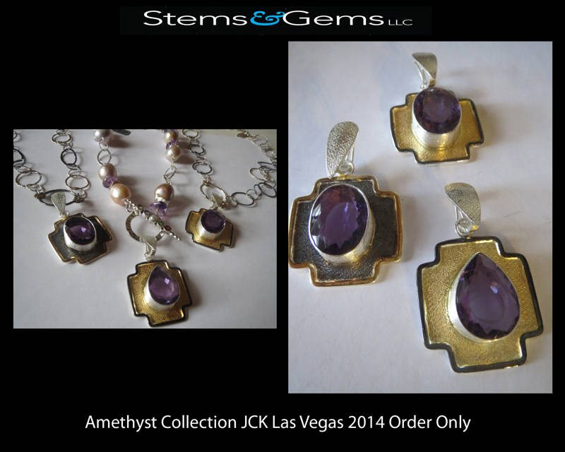 Amethyst Collection from JCK Las Vegas