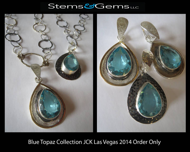 Blue Topaz Collection JCK Las Vegas