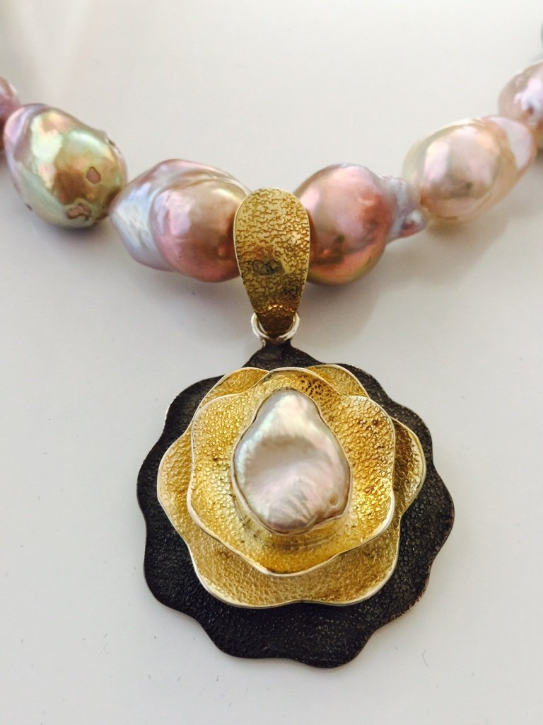 Necklace With Pearl