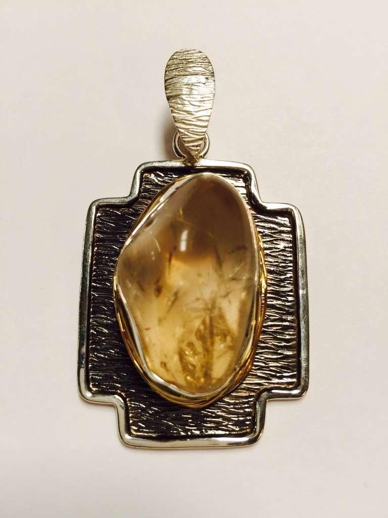 Stems and Gems Jewelry by Marlena Winiarska