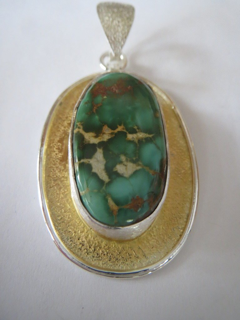 Turquoise from Marlena Winiarska of Stems and Gems