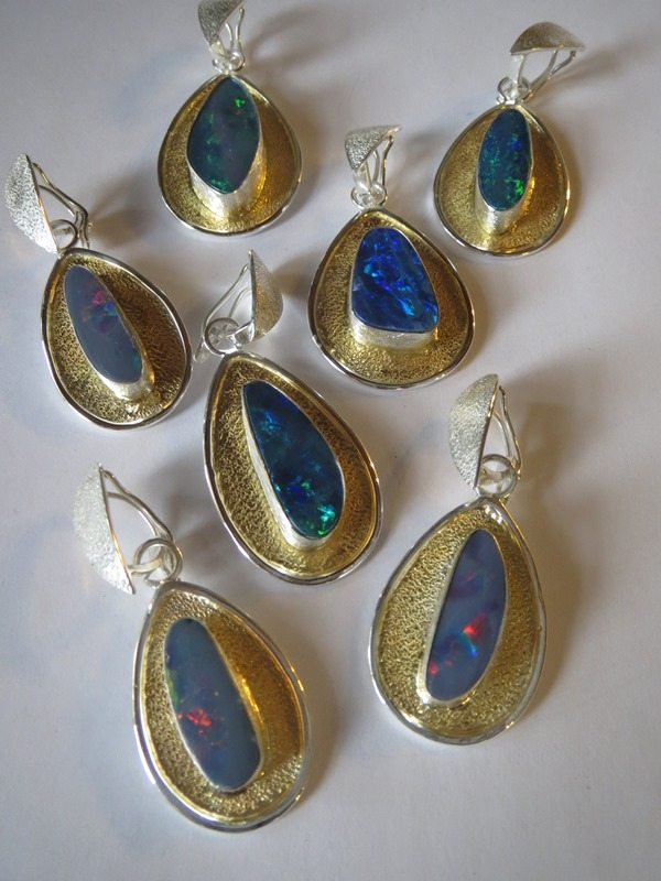 Opal Jewelry from Stems and Gems