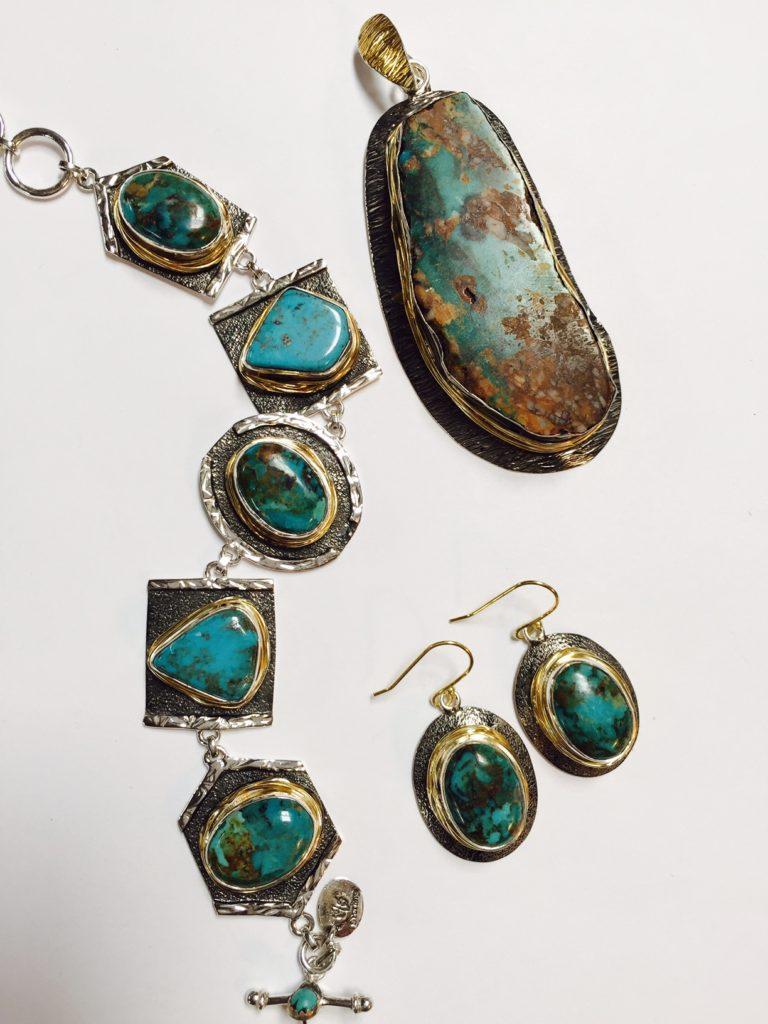 Kingman Turquoise Collection