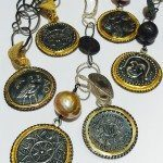 Vntage Collection Enhancer<br> Coin Pendant